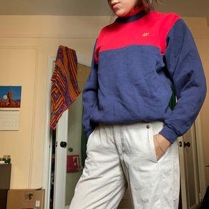 Vtg 80s Olympics Sweatshirt